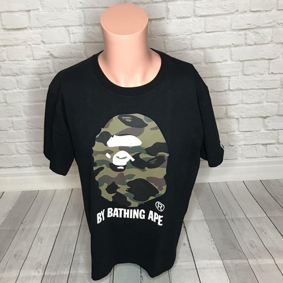 2093efb5 Bape Shirts | Large 1st Camo Ape Head | Poshmark